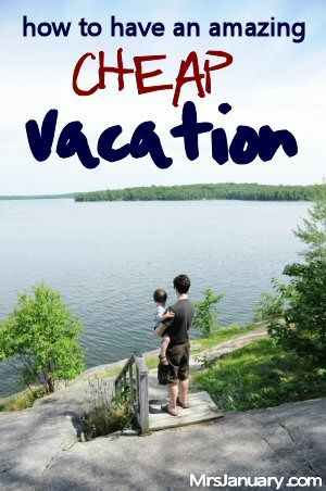 Save Money on Vacations! Taking a vacation is important to our health – to de-stress, recharge and refresh. Even just a little time away is really be impor