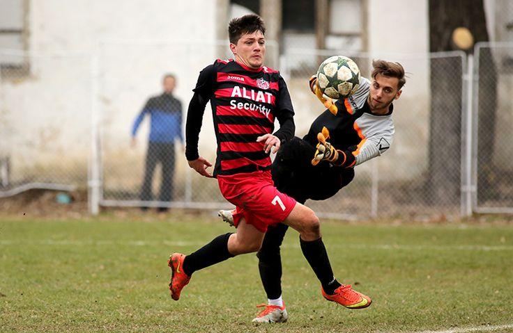 FC Asalt, succes memorabil: 3-1 cu VK Soccer!