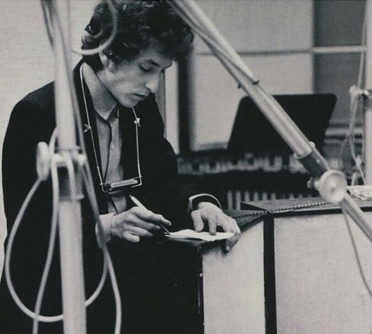 It's crazy how much technology has changed the way we record and produce music. One thing, however, still always remains when you have a thought for a song or lyrics, grab a pencil and start writing it down on a piece of paper before the thought leaves your head. Guess Bob Dylan did that too! #Vancouver #YVR #Music