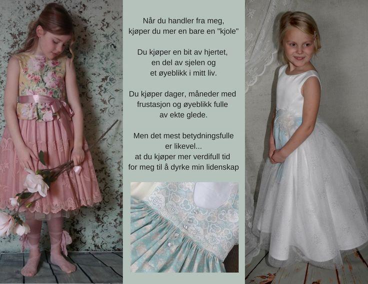 Fiasofia unike klær for søte jenter