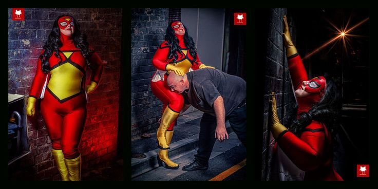 2015 Free Comic Book Day - Spider Woman Flight by gurihere on DeviantArt