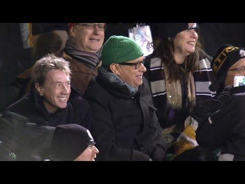 ▶ Tom Hanks and Martin Short at 101st GC - YouTube