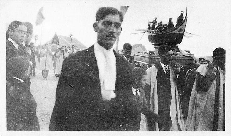 Costa da Caparica, Procissão 1929