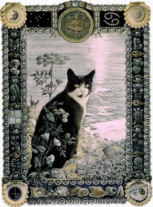 На сегодняшний день Лесли Энн Ивори является одним из самых полюбившихся и знаменитых кошачьих художников, чьи портреты стали украшением во многих домах и