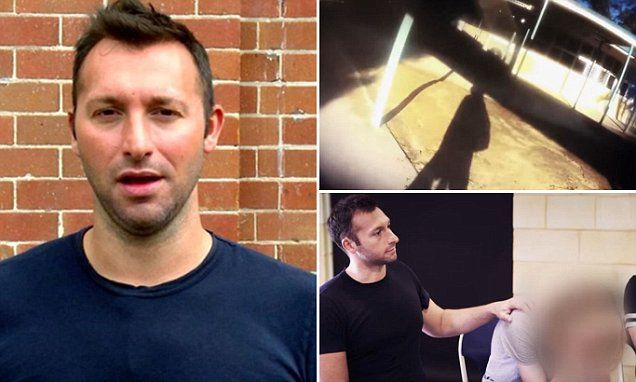 Ian Thorpe equips students with hidden cameras to expose bullying