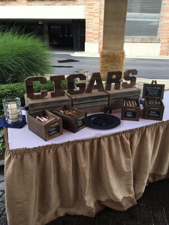 10 best Whiskey & Cigar Bar images on Pinterest | Weddings, Cigar ...