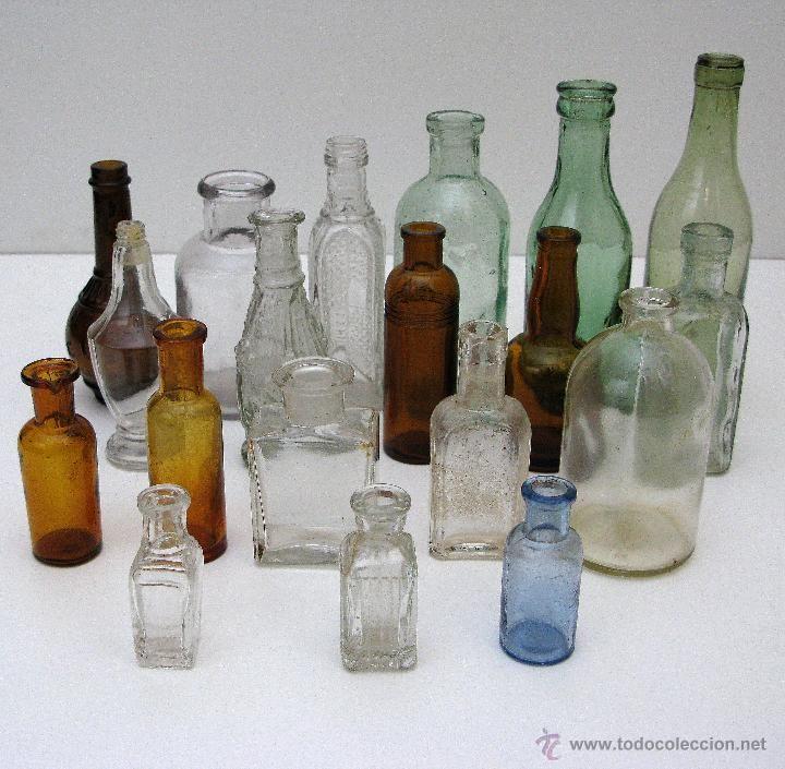 Las 25 mejores ideas sobre botellas de perfume antiguas - Fabricas de cristal en espana ...