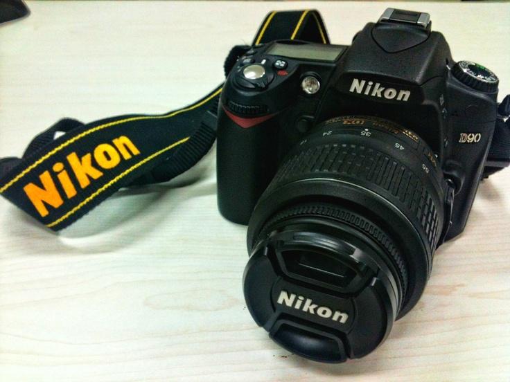 Nikon D90: My Weapon of Choice!
