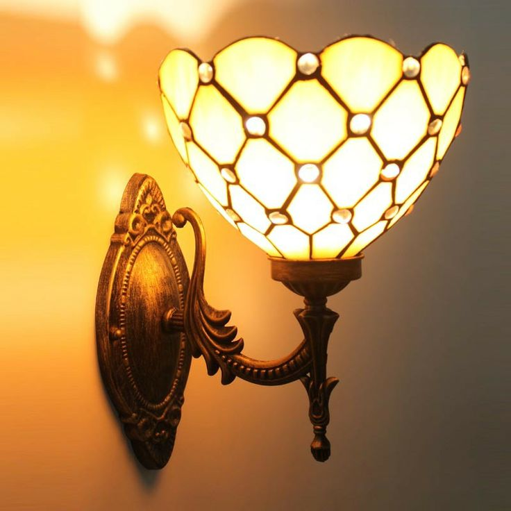 Tiffany Wall Lights Sconces: 178 Best Images About Tiffany Lamps On Pinterest