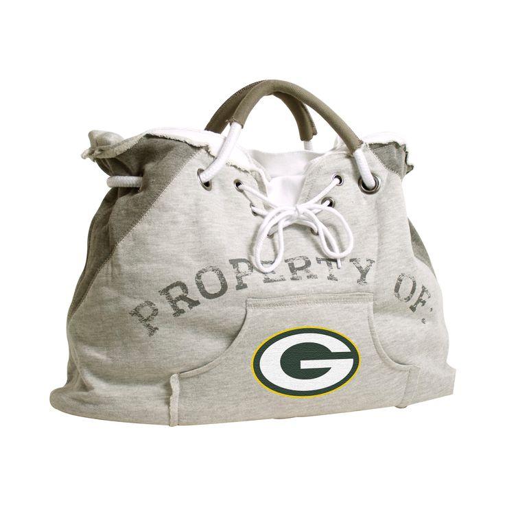 NFL Green Bay Packers Hoodie Tote, Women's