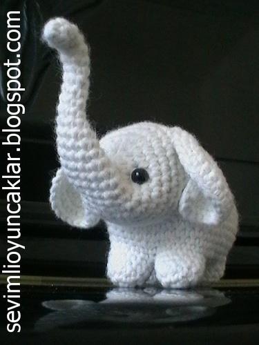 Amigurumi Baby Elefant Haekelanleitung