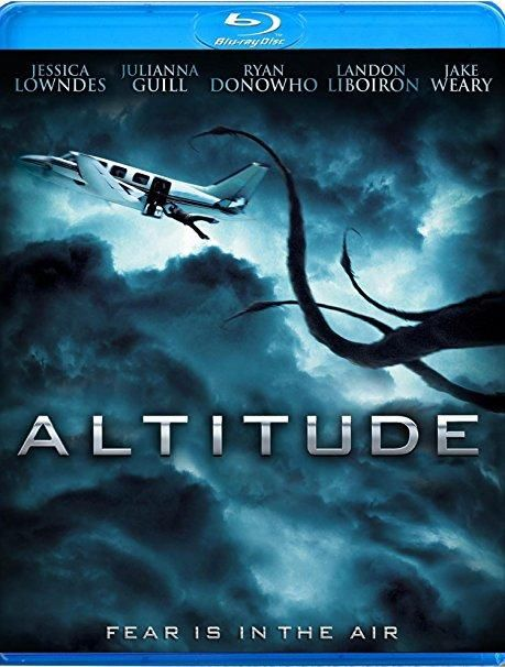 Jessica Lowndes & Julianna Guill & Kaare Andrews Altitude
