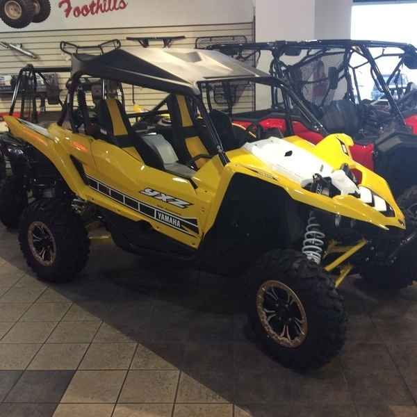 New 2016 Yamaha YXZ1000R SE ATVs For Sale in South Carolina. 2016 Yamaha YXZ1000R SE, Awesome Machine! $$500 OFF! Financing Available Apply online today! 2016 Yamaha YXZ1000R SE PURE SPORT HERITAGE The all-new YXZ1000R Special Edition: 60 years of performance and innovation brought to life. Features may include: Unmatched SxS Performance The all-new YXZ1000R SE doesn t just reset the bar for sport side-by-sides, it is proof that Yamaha is the leader in powersports performance. Featuring a…