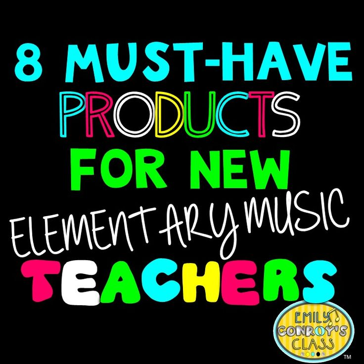 This is an awesome list of resources for elementary music teachers, and it includes a link to a freebie! This list would be especially helpful for elementary music teachers in their first 5 years of teaching or those returning after a period of absence!