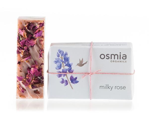 Milky Rose Soap