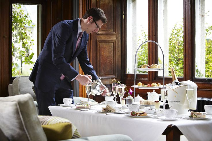 The Drawing Room, perfect for afternoon tea