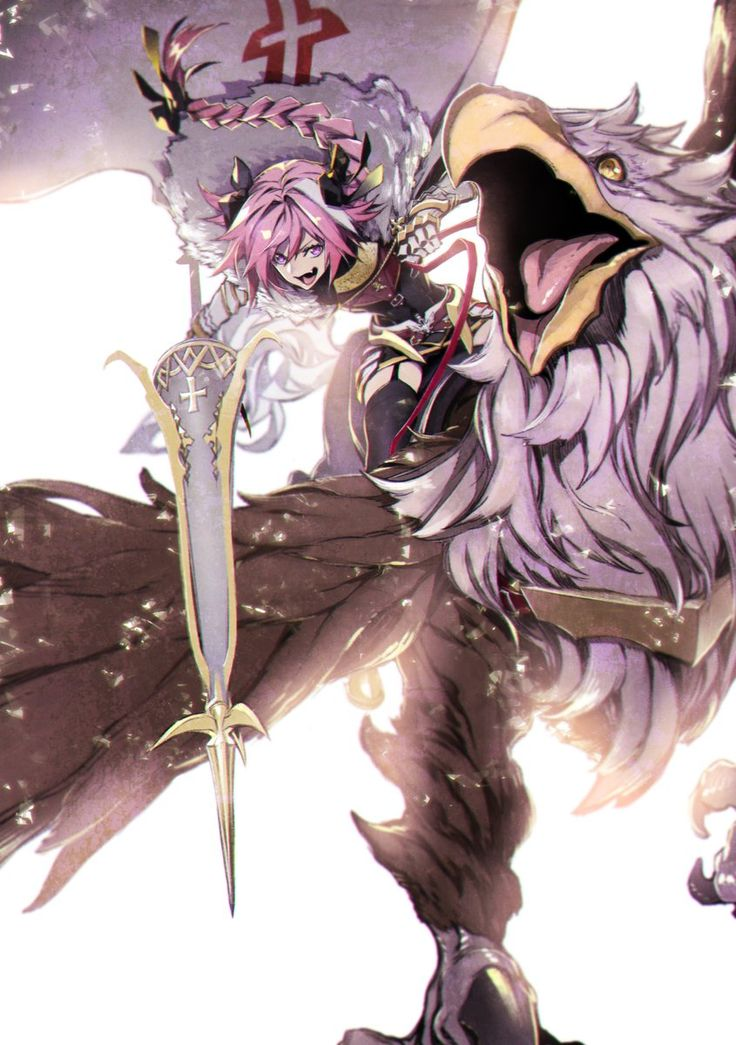 Astolfo and hippogriff