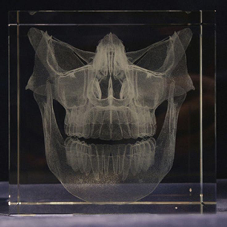 Modèle pédagogique cristal imprimé3D Pedagogical model Crystal 3D printed
