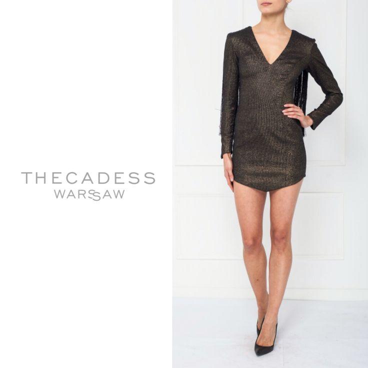 Szukasz oryginalnej sukienki na karnawałową imprezę? Odwiedź sklep thecadess.com  http://thecadess.com/kategoria/sukienki/sukienka-z-peleryna-z-fredzli i znajdź swój ideał. #SklepOnlineThecadess #thecadessshoponline