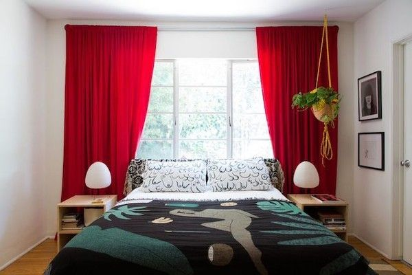 Go Big Modern Bedroom Bedroom Curtains With Blinds Decor