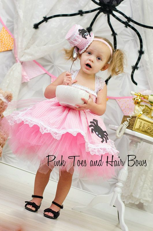 Little Miss Muffet Tutu Dress