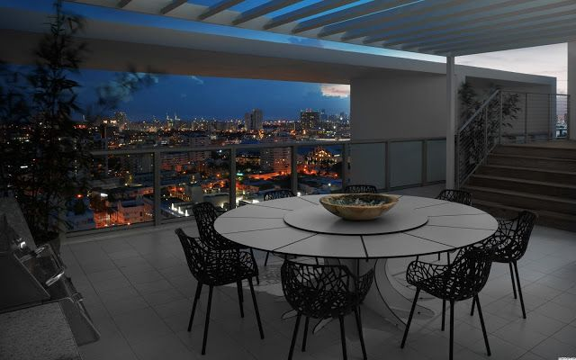 W Hotel New York - View at Times Square - New York City, United States - Instyle Fashion One