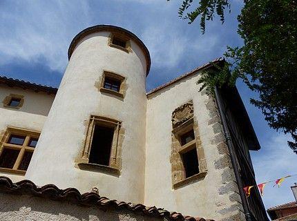 94 best 42 St-Haon-le-Châtel -42370 images on Pinterest Saints - maison avec tour carree