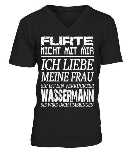 Wassermann frau flirt