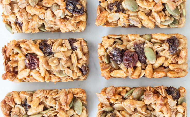 #Epicure Healthy Granola Bar