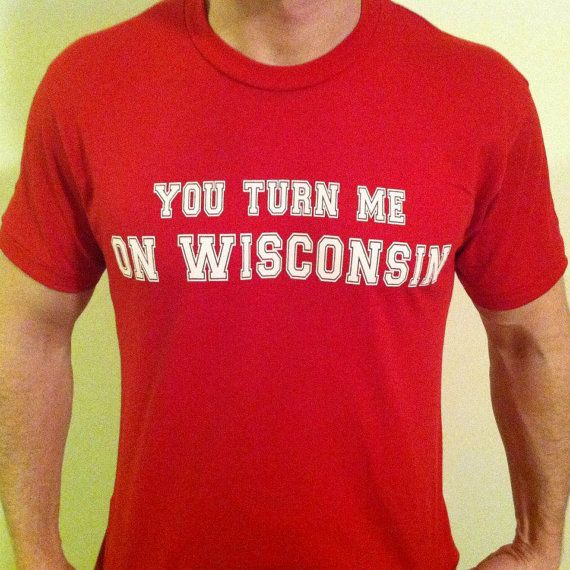 Its March Madness time! Show your Wisconsin pride by ordering today. Order two or more shirts and receive $8.00 off your order. Use the code