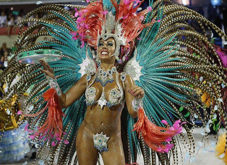 Бразильский карнавал — продолжение