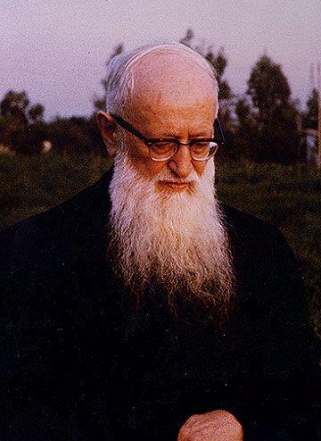 Pater Josef Kentenich 1965 in Rom (Foto: Archiv)