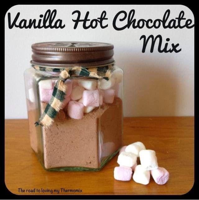 Vanilla Hot Chocolate Mix