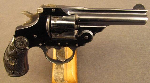 Iver Johnson .32 Safety Hammer Revolver | New Arrivals | Pinterest | Revolver, Firearms and Guns