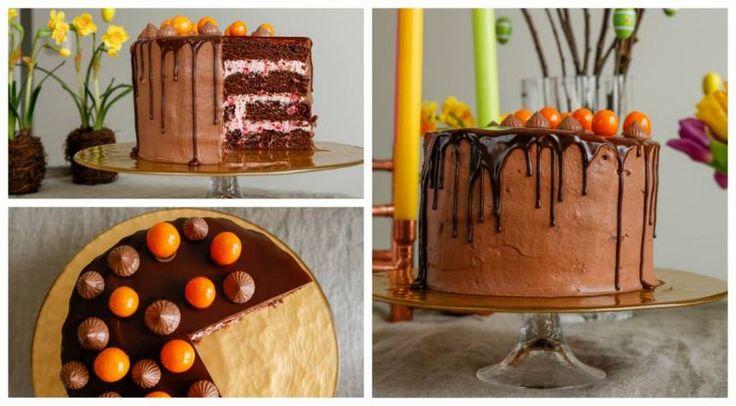 Chokladtårta till i påsk