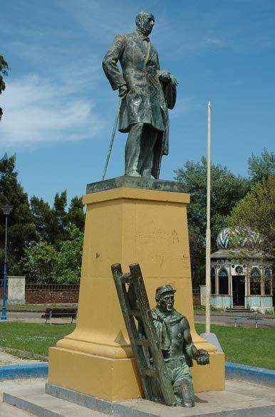 Monumento al minero, Lota. Fotos de Concepción: Paisajes y Fotografías de Chile Central