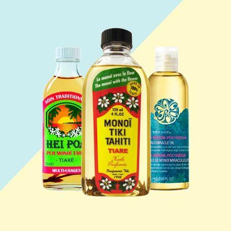 10 huiles de monoi pour sublimer mes cheveux