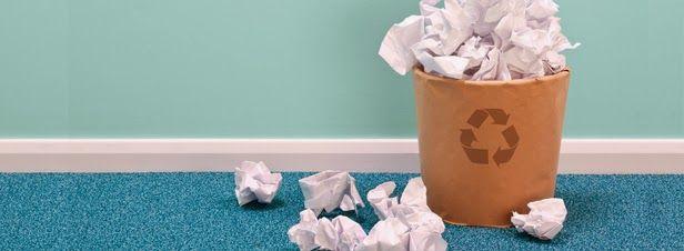TUNISIE RECYCLAGE: Les déchets du secteur tertiaire - Le tri sélectif...