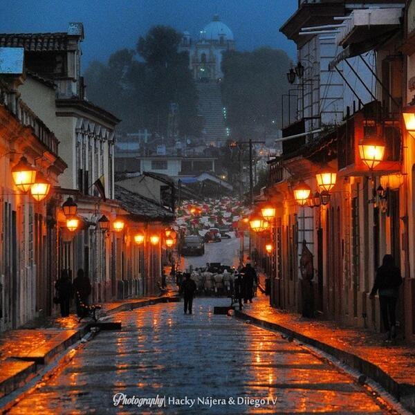 San Cristóbal de Las Casas, Chiapas, México. Uno de mis lugares favoritos,