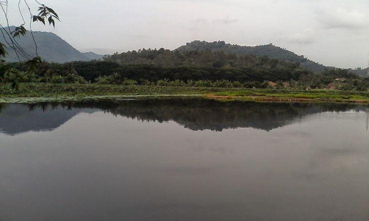 Rawa Arum Danau Berbau Harum di Banten - Banten
