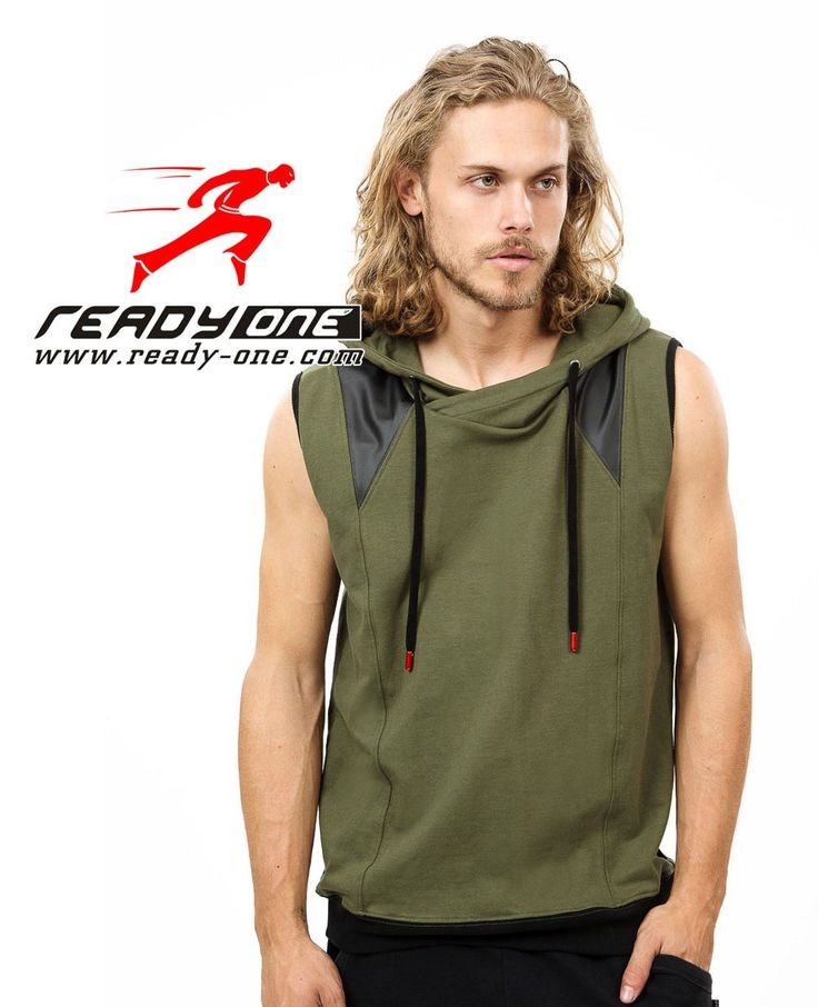 http://www.ready-one.com/men-fashionable-sleeveless-hoodie.html