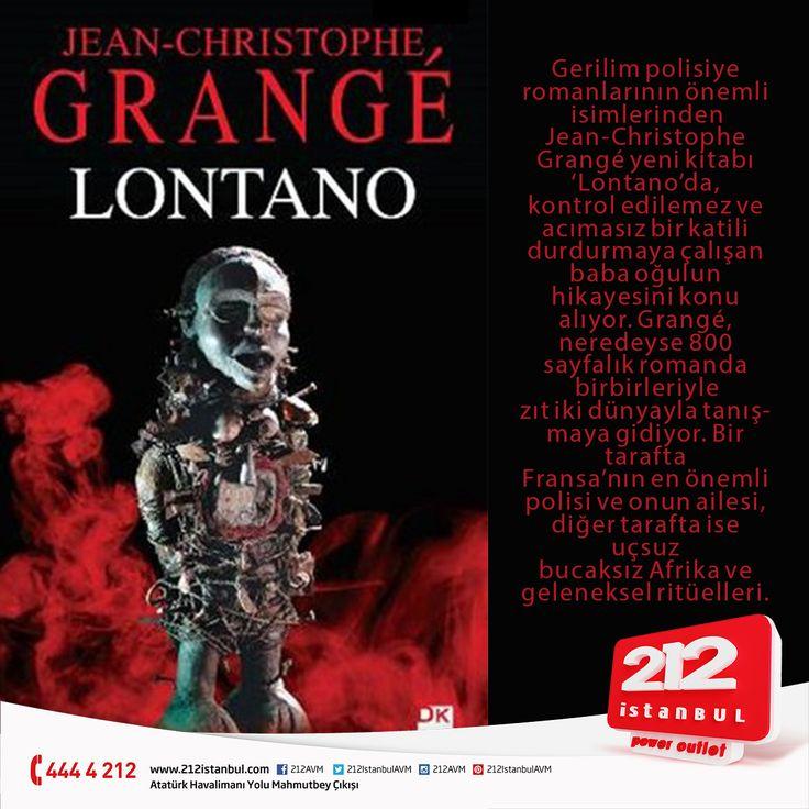 Polisiye romanların usta ismi J.C Grange, yazdığı hikayede bu kez, Afrikaya uzanıyor. Bu harika kitabı 212 AVM D&R'de bulabilirsiniz.