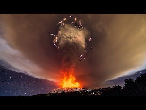 La erupción del volcán Etna en fotos y vídeos espectaculares - Rocambola-Seleccion de Noticias de Tecnologia en Internet