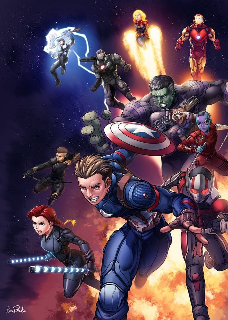 Avengers Endgame Fa By Kumsmkii In 2020 Marvel Avengers Comics Avengers Marvel Avengers Funny