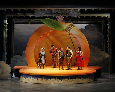 Benj Pasek, Justin Paul and Timothy Allen McDonald's Repolished James and the Giant Peach Opens Nov. 22 in Seattle - Playbill.com