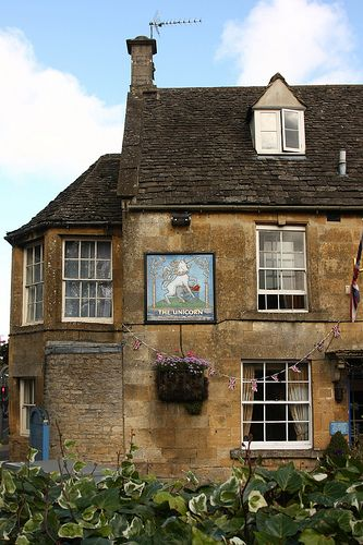 Unicorn Hotel, Stow on the Wold, Cotswolds