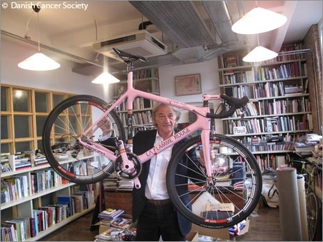 Paul Smith on cycling