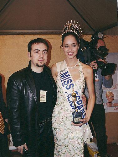 Miss España 2001 Lorena Van Heeder
