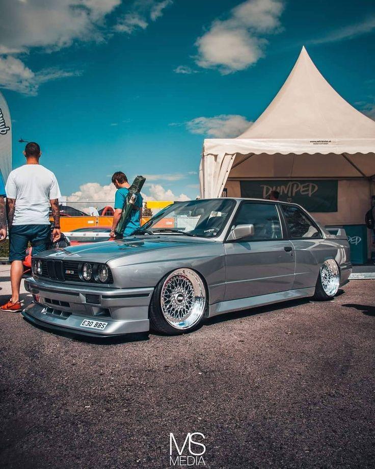 BMW E30 in 2020