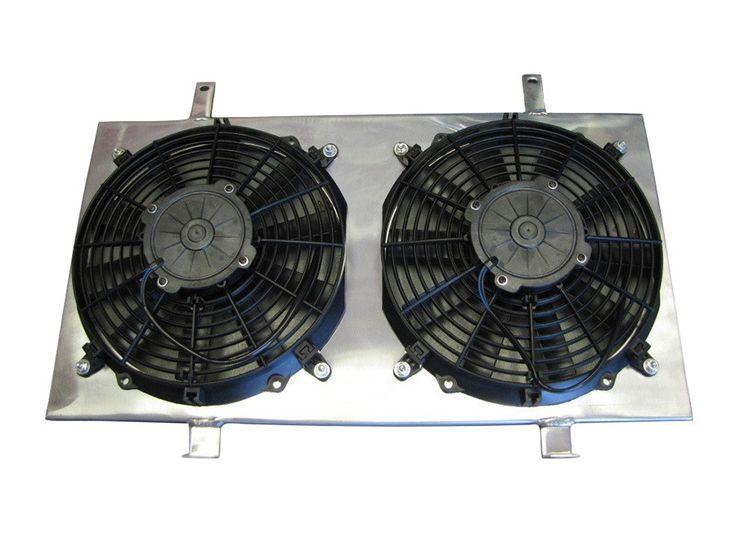 ISR Performance - Radiator Fan Shroud Kit - KA24DE - IS-FS-KAS14